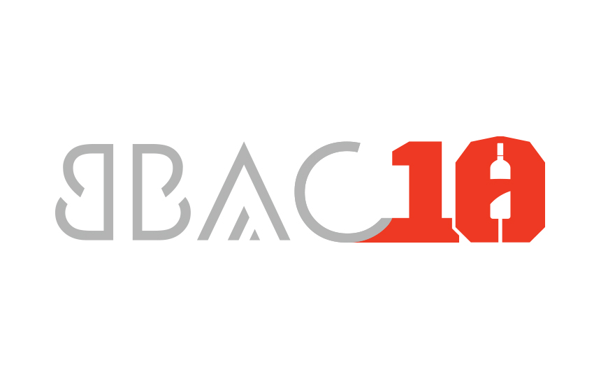 BBAC 10 wordmark N'kenge drew type logo design wordmark