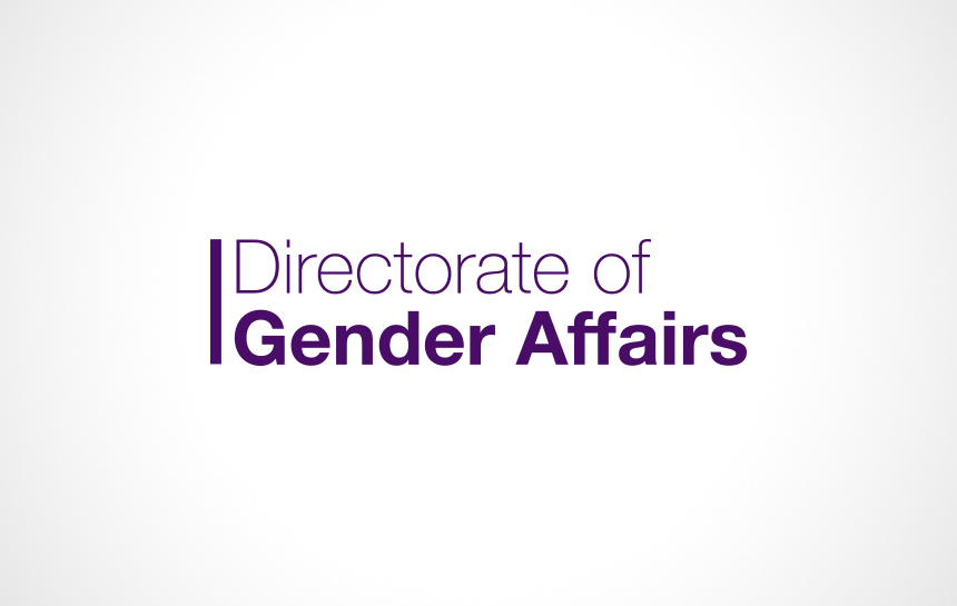 Directorate of Gender Affairs Antigua Logo Design logotype