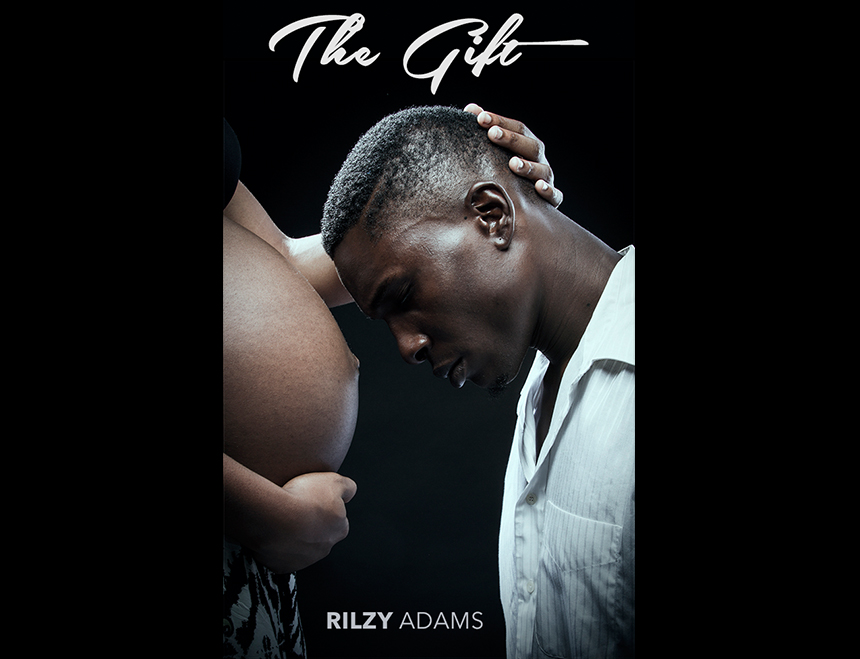the girl rilzy adams book cover design